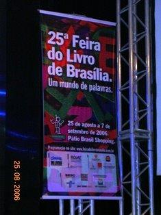 25ª Feira do Livro de Brasília