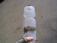 Hiawatha cyclery waterbottle