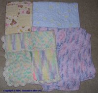 blankets for Project Linus