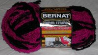 Bernat Super Stripes yarn