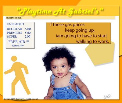 the problem with gas....gabrielmichael.com