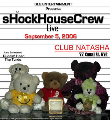shockhouse crew live...gabrielmichael.com