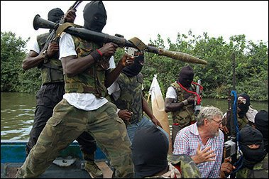 Image result for Kidnap oil workers in Nigeria