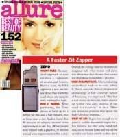 Zeno - Allure Best of Beauty Award Winner