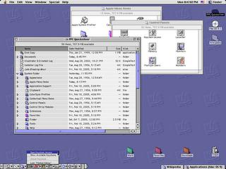Macintosh System 9