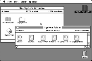 Macintosh System 1