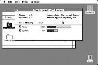 Macintosh System 4