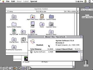 Macintosh System 7