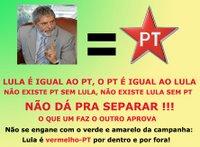 Lula e PT, tudo (tudo mesmo) a ver!