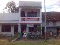Rumah kami di Sarimatondang. Tempat berkumpul kala Pulkam