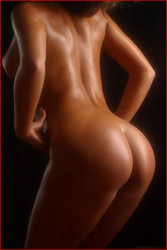 The perfect naked body
