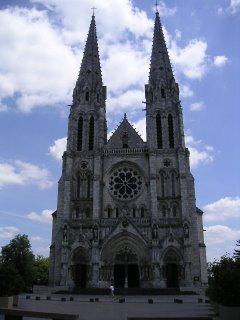 Église Saint André, place Voltaire, Châteauroux