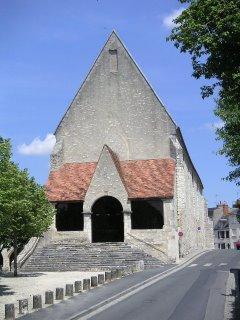 Couvent des Cordeliers, rue Alain Fournier, Châteauroux