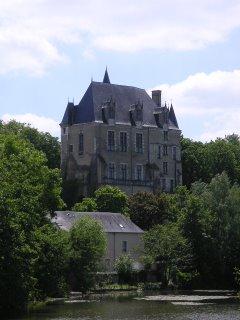 Le Château Raoul, Châteauroux (France)