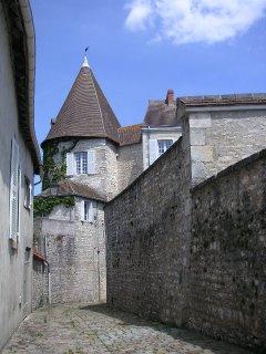 Châteauroux - rue de la vieille prison