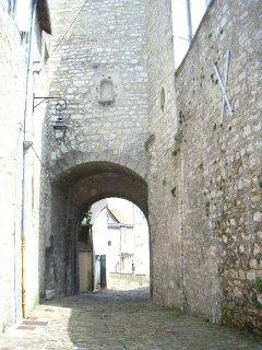 Rue de la vieille prison, Châteauroux