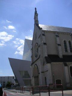 Chapelle des Rédemptoristes, rue P-L Courier, Châteauroux