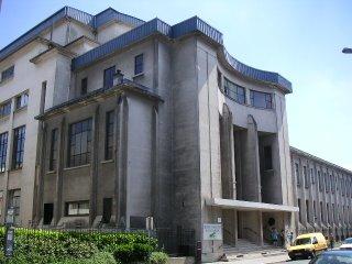 Le centre universitaire de Châteauroux