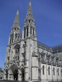 Église St André, Châteauroux