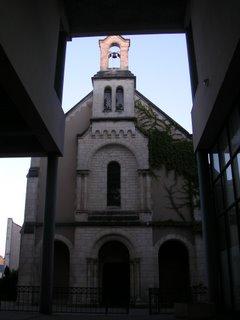 Chapelle, rue des États Unis, Châteauroux