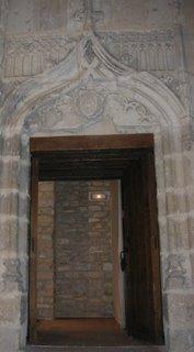 Porte, Couvent des Cordeliers, Châteauroux