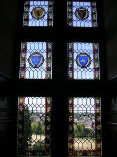 Fenêtre du château Raoul, Châteauroux