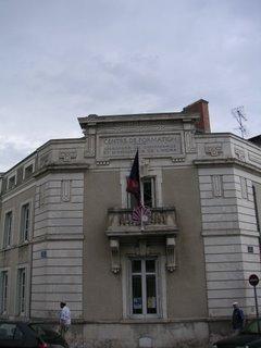 Chambre de commerce et d'industrie de l'Indre, à Châteauroux