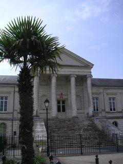 Palais de justice, Châteauroux