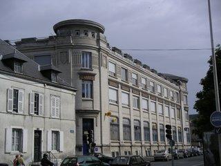 Hôtel des Postes, Châteauroux