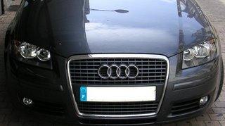 Calandre d'une Audi A4