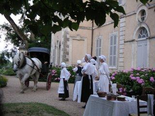 Festival de Nohant-Vic, Été 2004