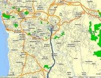 Mapa Porto