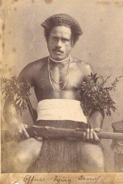 Babasiga Tabu And Fijian Hair