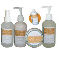 A Girl's Gotta Spa!: Life Song Aromatherapy line :  bath and body lotion bar a girls gotta spa country bunny bath and body