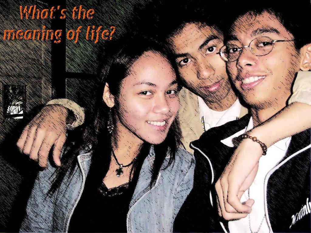 Ritz, Janvit, and I