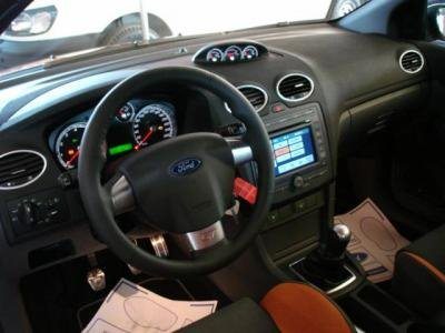 ford focus st 225 interieur gps dvd