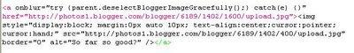 Ooooo. Pretty code....