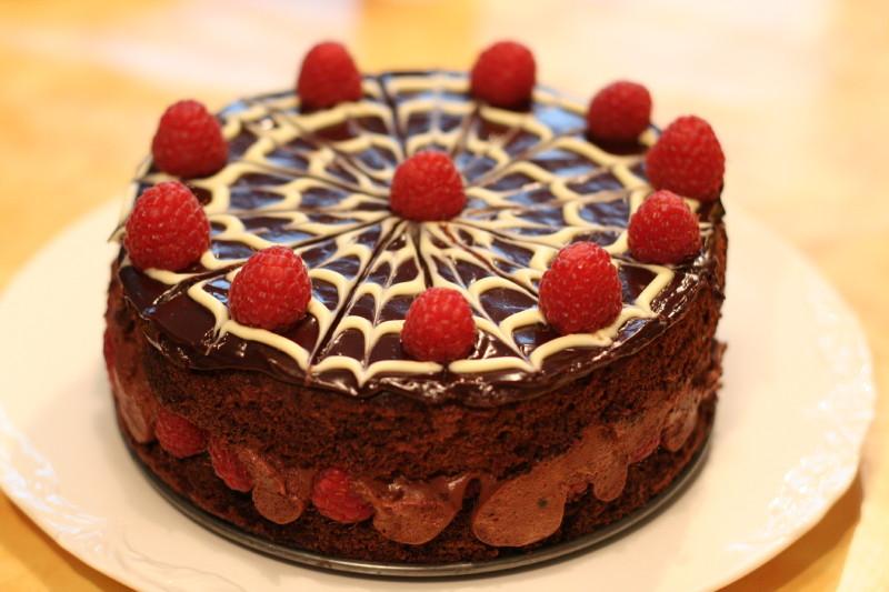 Chocolate Ganache Cake Julia Child