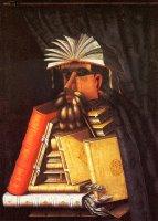arcimboldo's librarian
