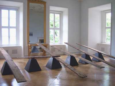 Isa Stein - castle & space. noise & absence