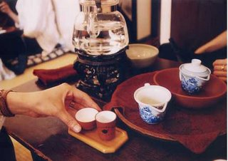 Chinese Tea Time