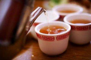 Chinese Tea Making