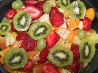 Fruit Salad Dessert