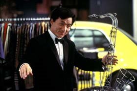 Jacky Chan, Famous Chinese Movie Star