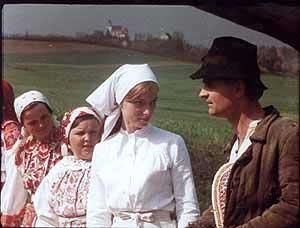 Scena iz filma �Breza� (1966)
