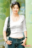 Taiwan Apple Daily's 'I'm the Prettiest' subject for April 19, 2006