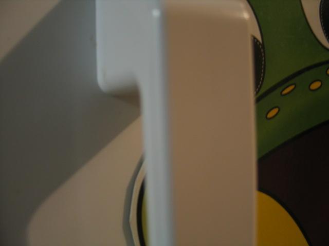 Kühlschrankgriff : Lowboard mango massiv mit kühlschrankgriff woody woody