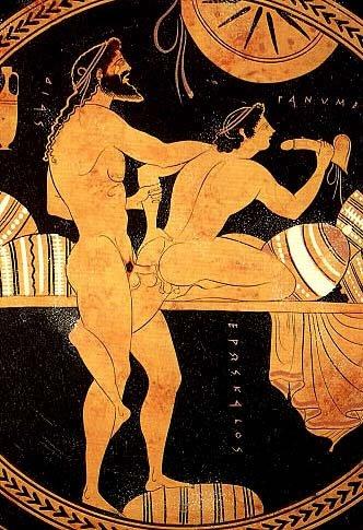 Эротика в античности