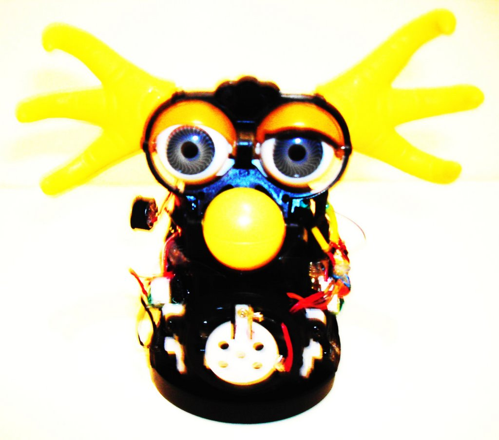 Bug Factory Circuit Bending Bent Furby Here Are Some Pictures Of My Furbey His Language Now Consists Random Very Crazed Robotic Caucauphony