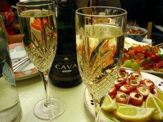 sparkling Cava